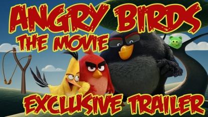 """The Angry Birds Movie"" trailer boasts all-star voice cast"