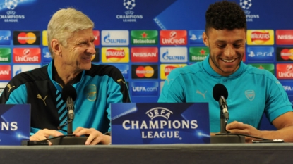 'I Look Up to Alexis Sanchez' – Alex Oxlade-Chamberlain