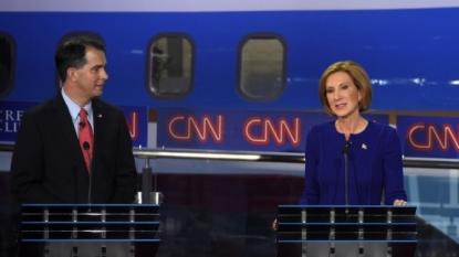 Trump falls, Fiorina rises in post-debate poll