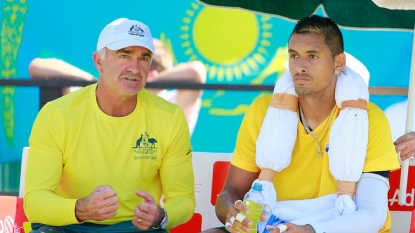 Kyrgios axed, Tomic recalled for Davis Cup