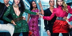 Balmain x H&M: Kendall, Gigi and Jourdan front the new campaign