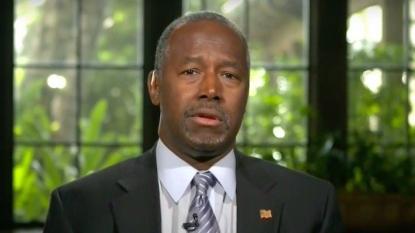 Ben Carson Says U.S. Shouldn't Vote for Muslim President
