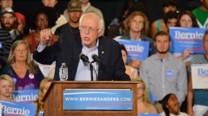 """Bernie Sanders Tells Maddow GOP """"Getting Away With Murder"""" In Debates"""