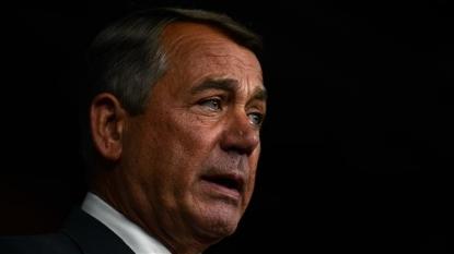 Boehner calls conservative critics 'false prophets'