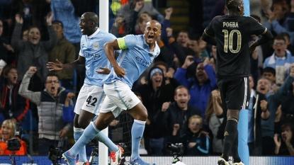Bony: Juve loss won´t dent Man City´s confidence