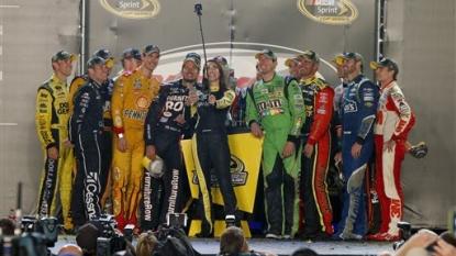 NASCAR Odds: Harvick gets the pole position for the MyAFibRisk.com 400