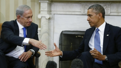 Obama, Netanyahu to Kiss and Make Up?