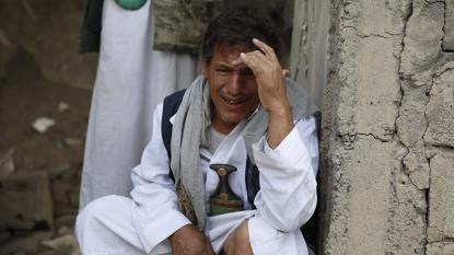 Saudi-led coalition denies bombing Yemen wedding