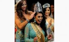 Ashley Burnham crowned Mrs Universe