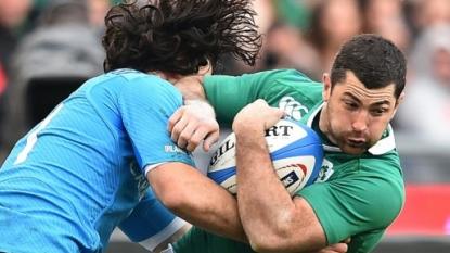 Captain Paul O'Connell wants Ireland improvement