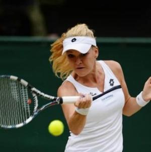 Caroline Wozniacki Survives Angelique Kerber Scare to Enter Pan Pacific Open