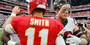 Texans Open Season Against Chiefs