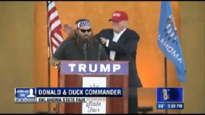 "'Duck Dynasty's' Willie Robertson Voices Support for Donald Trump: ""I Do Like"""