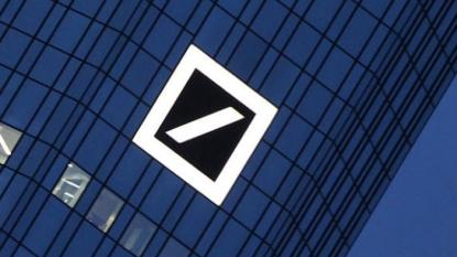 Deutsche Bank may eliminate 25% of its workforce