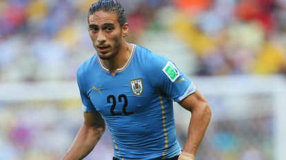 Caceres removed from Juventus squad after auto crash