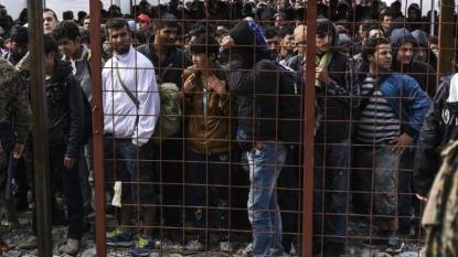 Serbia and Croatia continue to clash over migrant surge