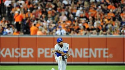 Royals Drop Series at Baltimore