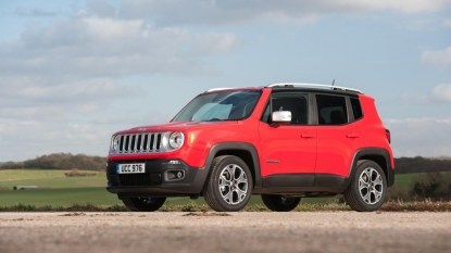 Fiat Chrysler recalls Jeep Renegade SUVs to fix major security vulnerability