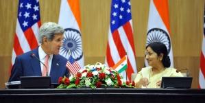 First Indo-US strategic, commercial talks begin