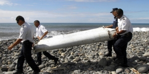 Debris found matches missing Malaysian Airlines flight