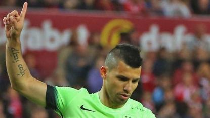 Manchester City striker Sergio Aguero reveals Javier Mascherano is the best