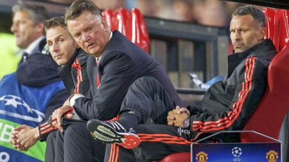 Chris Smalling: Man Utd manager Louis van Gaal has improved me