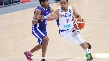 FIBA Asia Championship: Iran Sinks Palestine