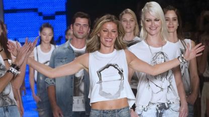 Gisele Bundchen tops Forbes' 2015 list of highest paid models