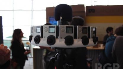 GoPro 360 Degree Odyssey Camera Program Launches