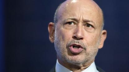 Goldman Sachs CEO Lloyd Blankfein has curable lymphoma
