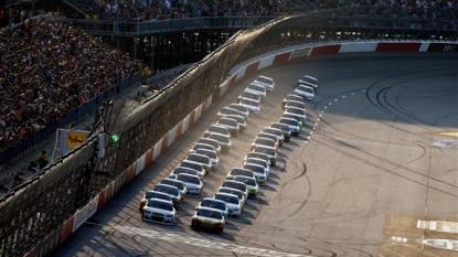 Goodyear Creates 'Throwback' NASCAR Tires for Darlington Race Weekend