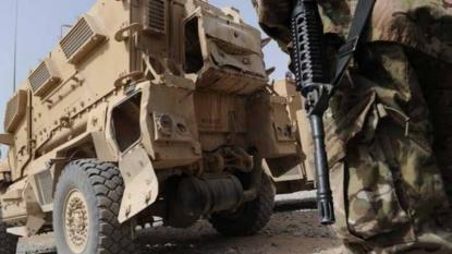 Gunman Wearing Afghan Military Uniform Kills 2 American Troops