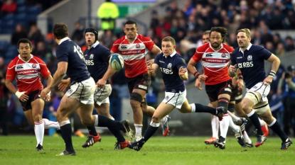 Scotland avoid South Africa-style upset against Japan