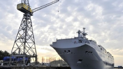 Hollande, Sisi agree on sale of Mistral warships to Egypt