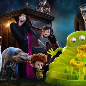 'Hotel Transylvania 2' Beats 'The Intern' at Weekend Box Workplace