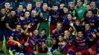 If Spain splits, Barca'll leave La Liga