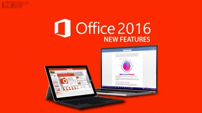 Microsoft Office 2016 released: updates for Word, PowerPoint, Excel and