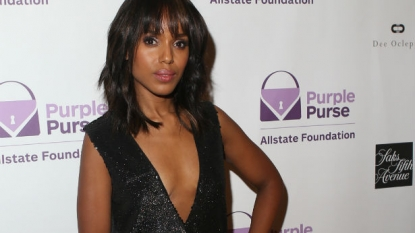 Kerry Washington Goes From Sophisticated To Sizzling With These Fierce Frocks