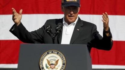 Biden: The gap between wealthy, poor is hurting the nation