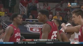 Indiana Dismisses Emmitt Holt From Program