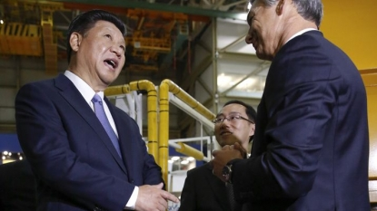 Investment treaty between China and United States key business goal