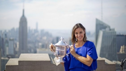 Italy's Flavia Pennetta Wins US Open Title