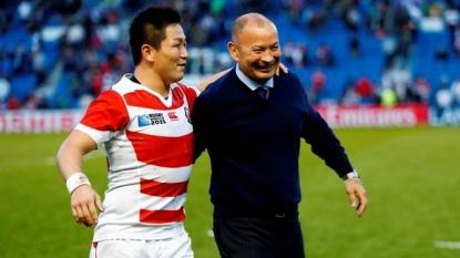 Eddie Jones expects his Japan side to run Scotland off their feet
