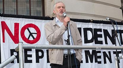 Jeremy Corbyn Says Labour Won't Campaign for EU Exit