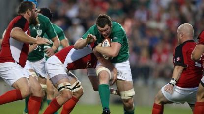 Joe Schmidt Names Ireland Team To Face Canada in World Cup Opener