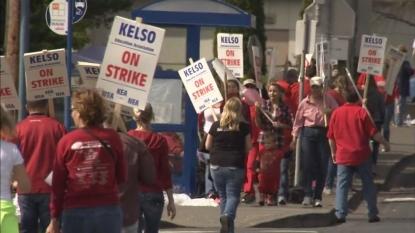 Judge Orders End To Kelso Teachers Strike