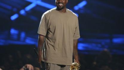 Kanye rants at VMAs, Miley Cyrus flashes breast