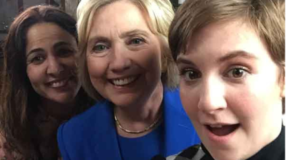 Lena Dunham stays away from Twitter after body-shaming comments