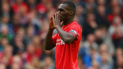 Liverpool Striker, Christian Benteke Ruled Out For Two Weeks