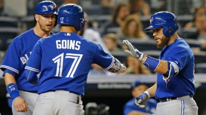 Marcus Stroman Deals As Blue Jays Beat Yankees